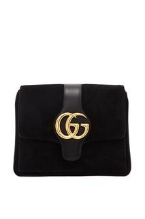 Черная сумка на плечо Arli Gucci