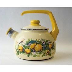 Чайник эмалированная 2.5 л Metrot Айва (183192)