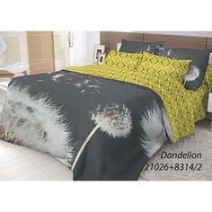Комплект постельного белья Волшебная ночь 1,5 сп, ранфорс, Dandelion с наволочками 50x70 (702174)