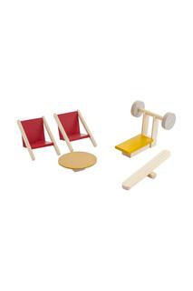 Набор мебели для мини-кукол PAREMO