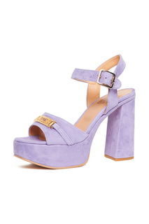 high heels sandals Love Moschino