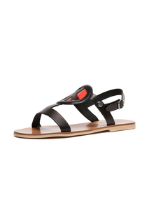 sandals Love Moschino