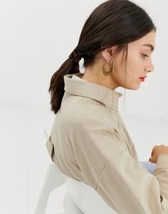 Резинка для волос с черепаховым принтом ASOS DESIGN - Мульти