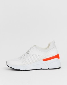 Массивные кроссовки Blink - Белый