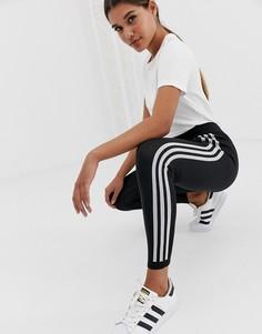 Черные джоггеры adidas Originals ID striker - Черный