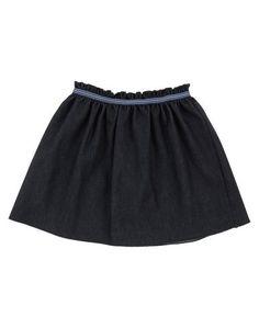 Джинсовая юбка LE Petit Coco
