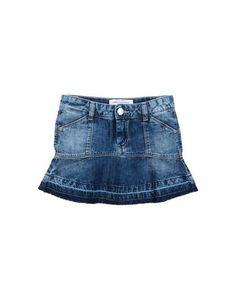 Джинсовая юбка John Galliano