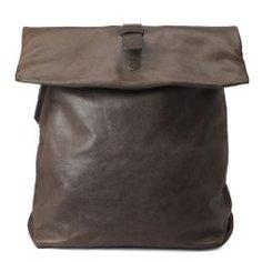 Рюкзак OFFICINE CREATIVE ROLLS/05 коричнево-серый