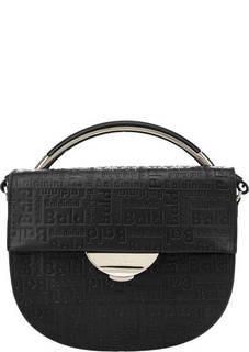 28916c17e679 Маленькая кожаная сумка через плечо Greta Baldinini
