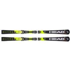 Горные лыжи HEAD Supershape