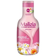 Malizia Пена для ванн Monoi and