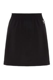Мини-юбка с эластичным поясом Adidas