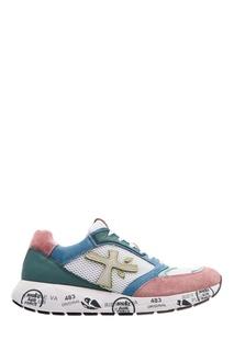 Комбинированные кроссовки Premiata
