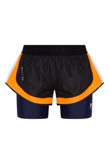 Комбинированные спортивные шорты P.E Nation