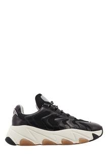 Черные комбинированные кроссовки Extreme Ash