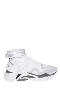 Высокие кроссовки Fury с ремешком Ash