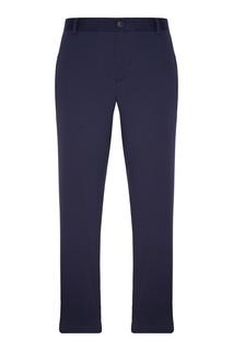 Темно-синие брюки Lacoste