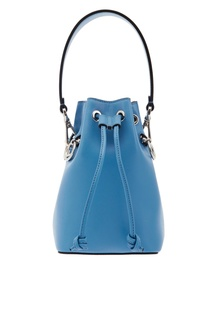 Мини-сумка Mon Tresor голубого цвета Fendi