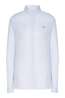 Рубашка в полоску Lacoste