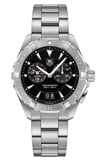 AQUARACER Кварцевые мужские часы с черным циферблатом Tag Heuer