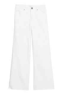 Белые джинсы Sandro