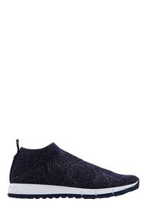 Синие кроссовки Norway Jimmy Choo