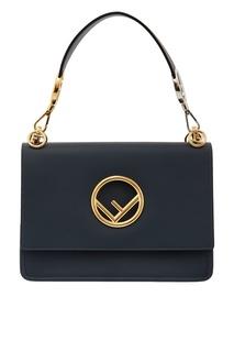 Компактная сумка с логотипом F is Fendi