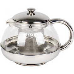 Заварочный чайник Bekker De Luxe 0,75 л BK-398