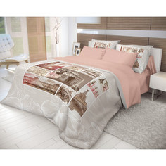 Комплект постельного белья Волшебная ночь Семейный, ранфорс, Lafler (702172)