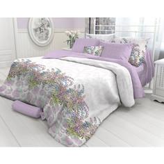 Комплект постельного белья Verossa Семейный, Lupin наволочки 50x70 и 70x70 (717572)