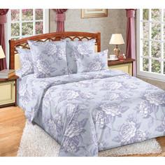 Комплект постельного белья Verossa семейный, перкаль, (724697)
