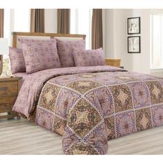 Комплект постельного белья Verossa семейный, перкаль, (724526)