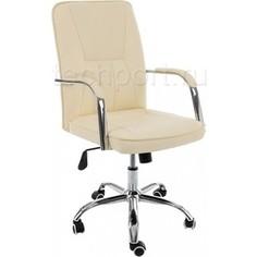 Компьютерное кресло Woodville Nadir бежевое