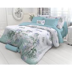 Комплект постельного белья Verossa Евро, перкаль, Branch, 2 наволочки 50x70, 2 наволочки 70x70 (718701)