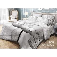 Комплект постельного белья Волшебная ночь Семейный, ранфорс, Poppy (702140)