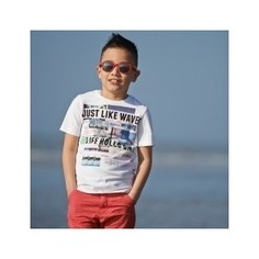 Cолнцезащитные очки Real Kids детские Серф красные (7SURRD)