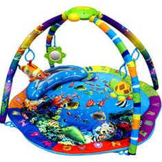 Развивающий коврик LA-DI-DA Подводный мир PM-T-1-80701