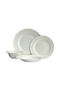 Набор тарелок 6 персон, 24 пр. Kutahya Porselen
