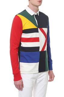 Сорочка-Поло с длинным рукавом Tommy Hilfiger