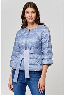 Утепленная куртка с поясом Acasta