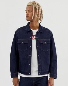 Темная джинсовая куртка Levis Engineered - Темно-синий Levis®