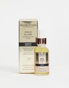 Средство по уходу за кожей Revolution Skincare Gold Elixir - Бесцветный