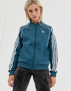 Спортивная куртка adidas Originals - Синий