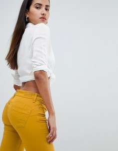 Джинсы пуш-ап Salsa Wonder - Желтый