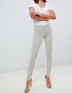 Облегающие джинсы с классической талией J Brand 485 - Серый