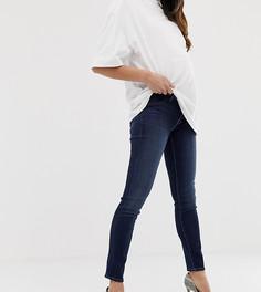 Зауженные джинсы J Brand Mama J Maternity - Темно-синий