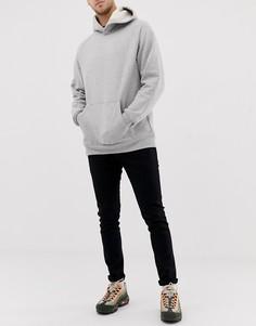 Черные джинсы скинни Esprit - Черный