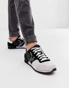 Кроссовки с нейлоновыми вставками BOSS Parkour - Мульти