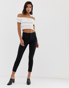 Зауженные брюки Vero Moda - Черный