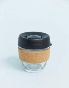 Стеклянная чашка для кофе KeepCup Brew Cork Edition - 8 унц - Мульти